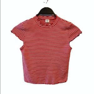 Sunday Best Crowne Striped T-Shirt